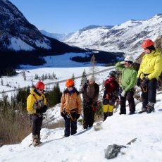 школа ледолазания (школа альпинизма)