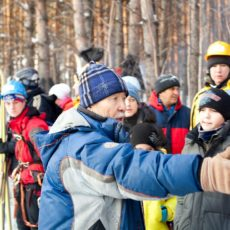 Чемпионат Новосибирска по спортивному туризму