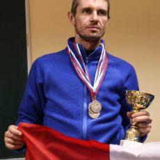 Владимир Неведов клуб Вертикаль Новосибирск