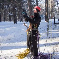 Чемпионат СФО по спортивному туризму, лыжная дистанция