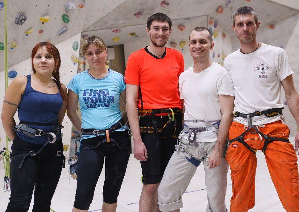 тренировки альпклуб Вертикаль
