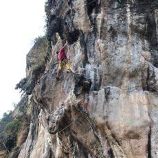 скалы обучение Тайланд