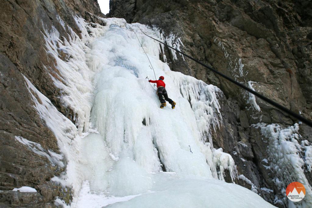 водопады долины Чулышмана 2020 Вертикаль