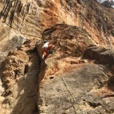 Турция скалы Вертикаль