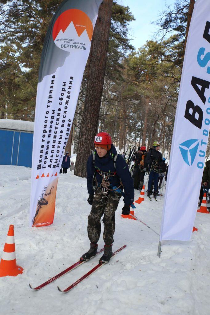 первенство по спортивному туризму на лыжных дистанциях